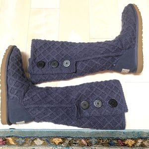 Cardy Convertible Knit Ugg Boots!